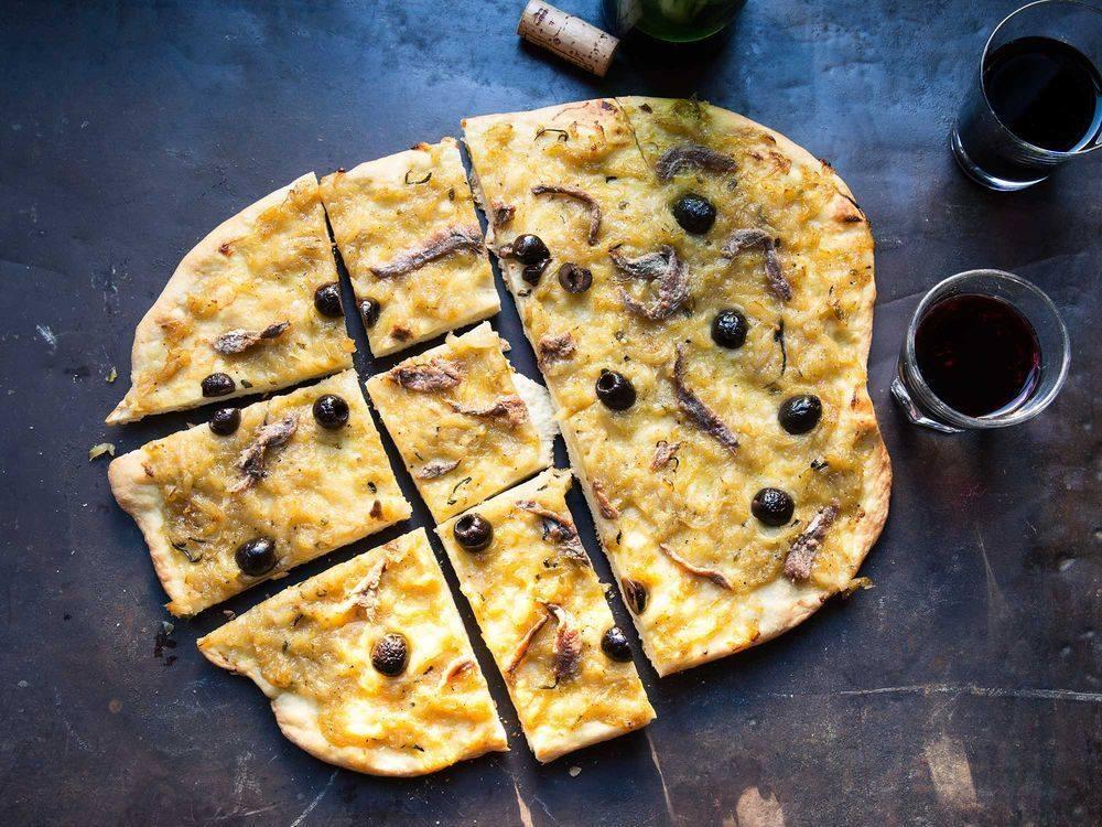 Кухня Прованса, или Как приготовить французскую пиццу