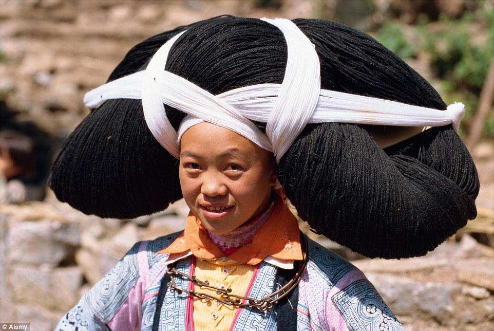 Древняя китайская традиция: парики из волос умерших предков.Вокруг Света. Украина