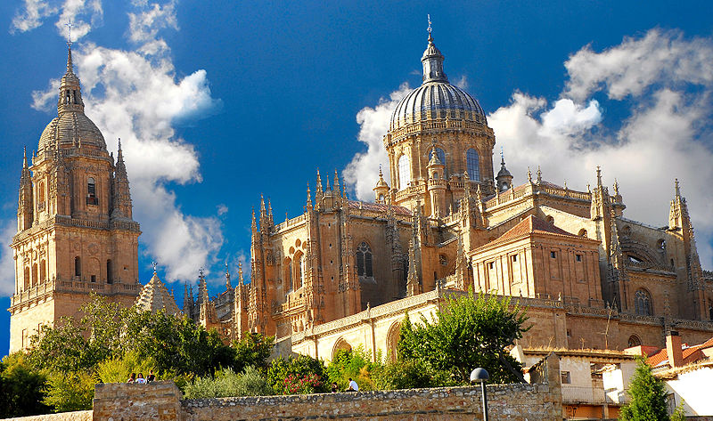 Саламанка: самый изящный город Испании