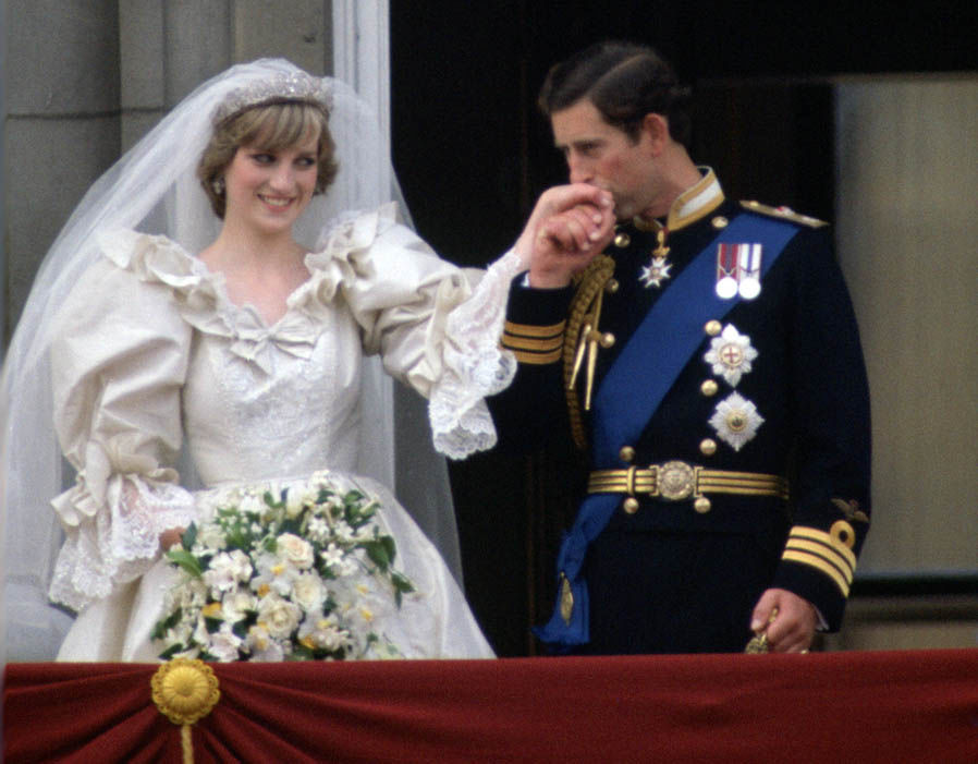 Сказка без хеппи-энда: Принц Чарльз и Принцесса Диана