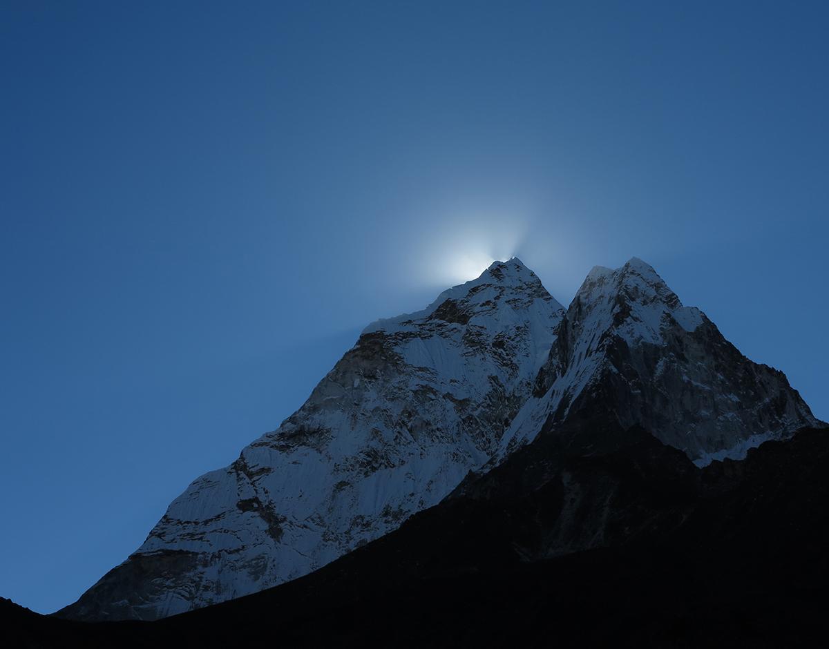 Путь к Эвересту. День 5: гармоничный