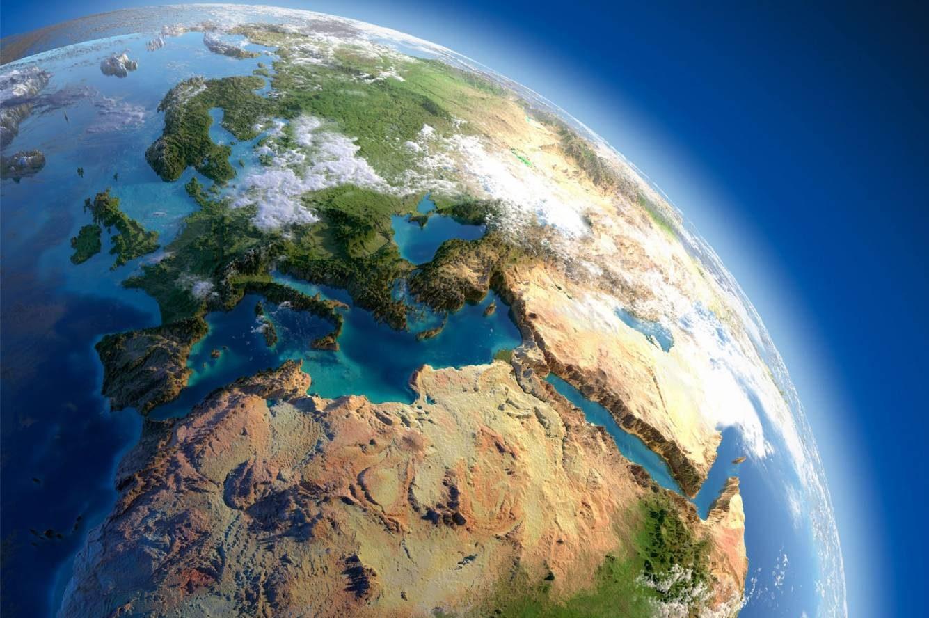 На Земле обнаружили седьмой континент