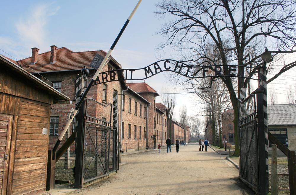 База данных сотрудников Освенцима выложена онлайн.Вокруг Света. Украина