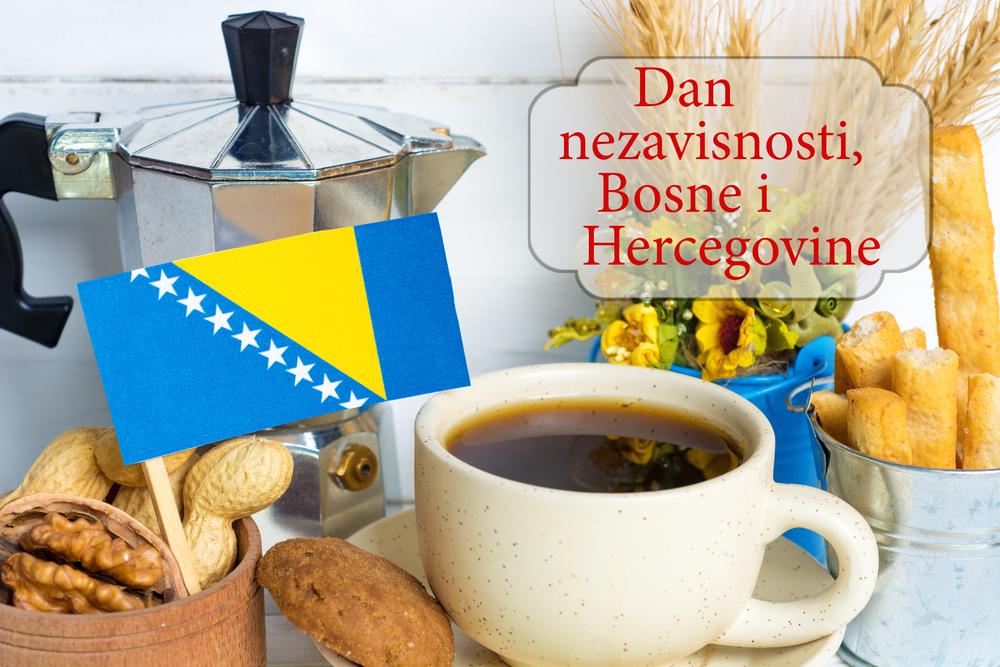 День независимости в Боснии и Герцеговине