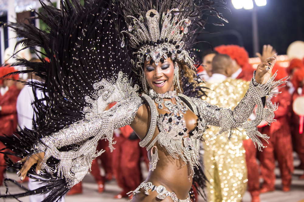 Интересные факты о Карнавале в Рио.Вокруг Света. Украина