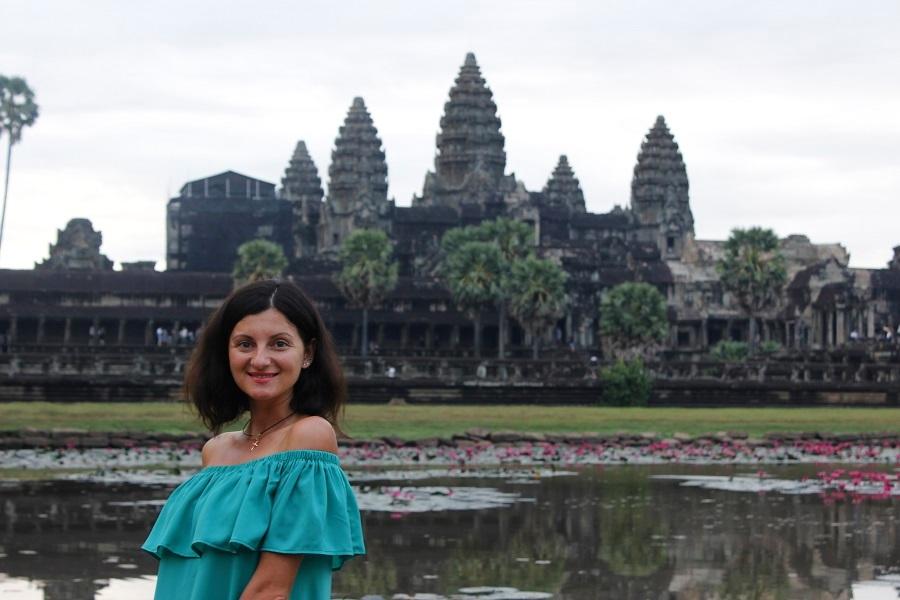 Камбоджа – азиатская жемчужина.Вокруг Света. Украина