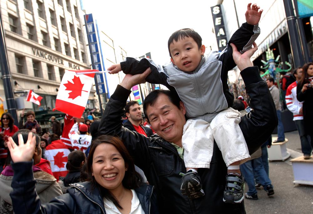 Канада показала наибольший прирост населения среди стран G7.Вокруг Света. Украина