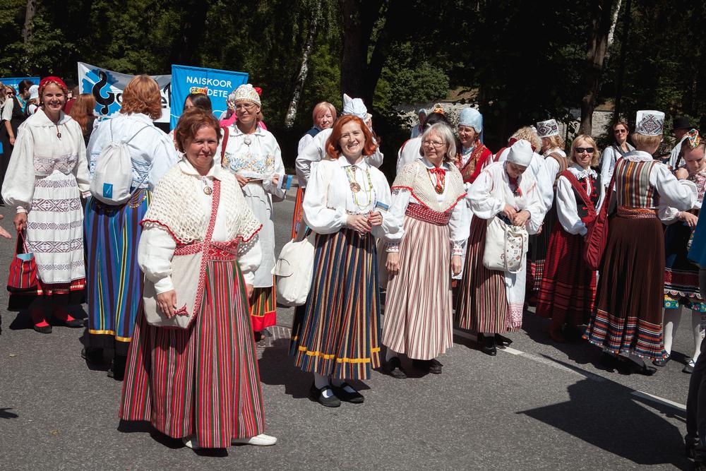 День независимости в Эстонии