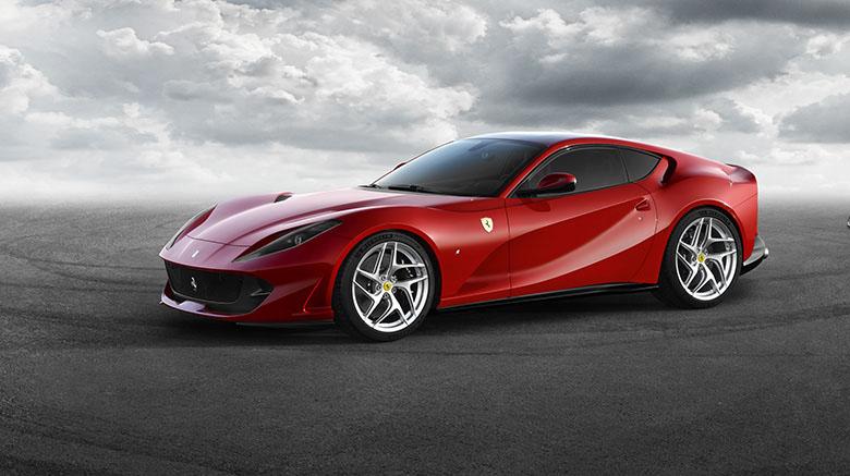 Ferrari представил свой самый мощный автомобиль всех времен.Вокруг Света. Украина
