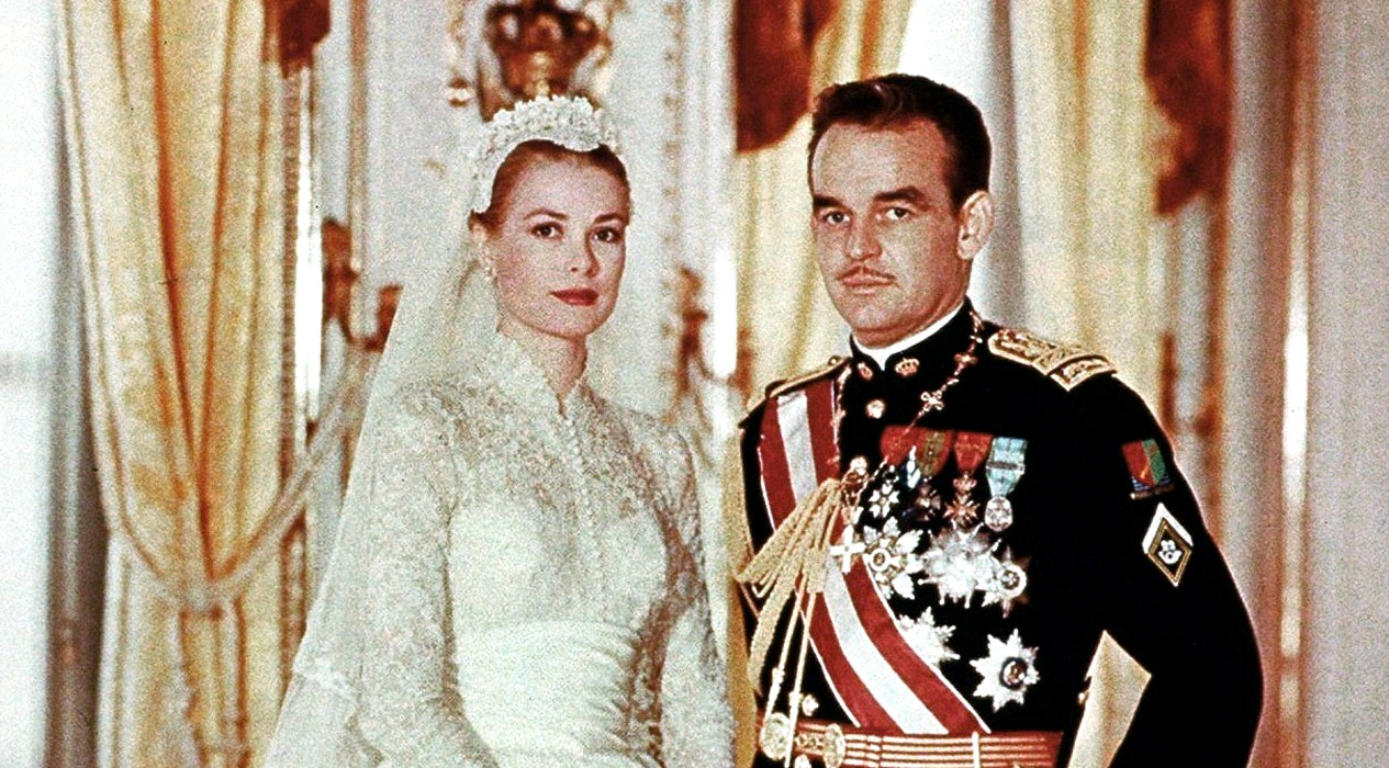 Голливуд против королевства: Грейс Келли и князь Ренье