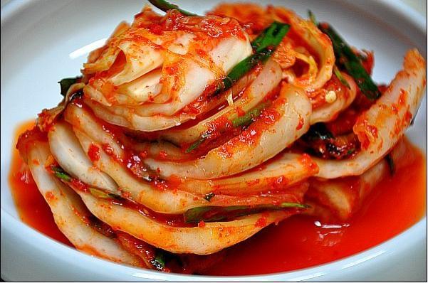 Рецепт приготовления кимчи