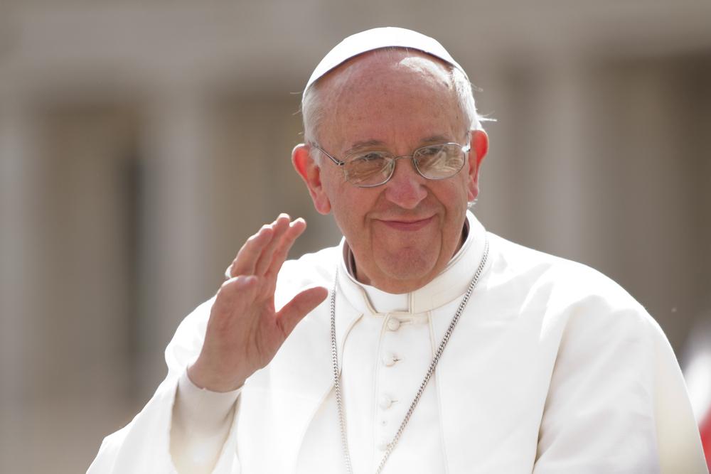 Папа пожурил молодежь за нелюдимые манеры.Вокруг Света. Украина