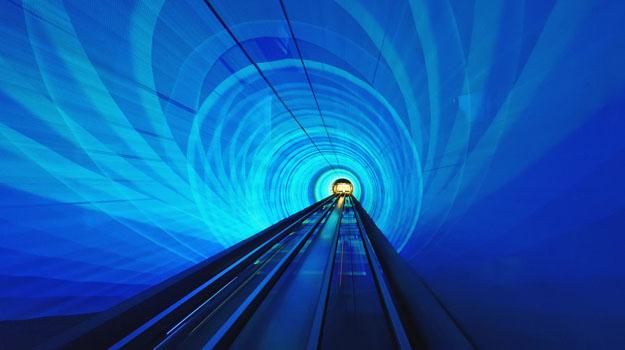 5 необычных подводных тоннелей