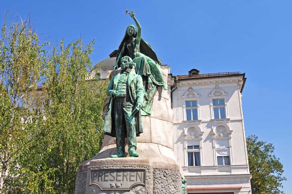 День Прешерна в Словении