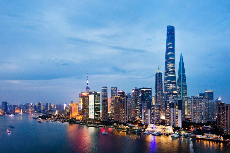 Шанхайская башня – символ нового века.Вокруг Света. Украина