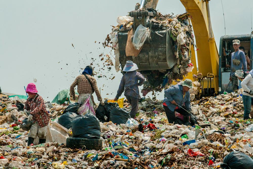 Самые крупные мусорные свалки мира.Вокруг Света. Украина