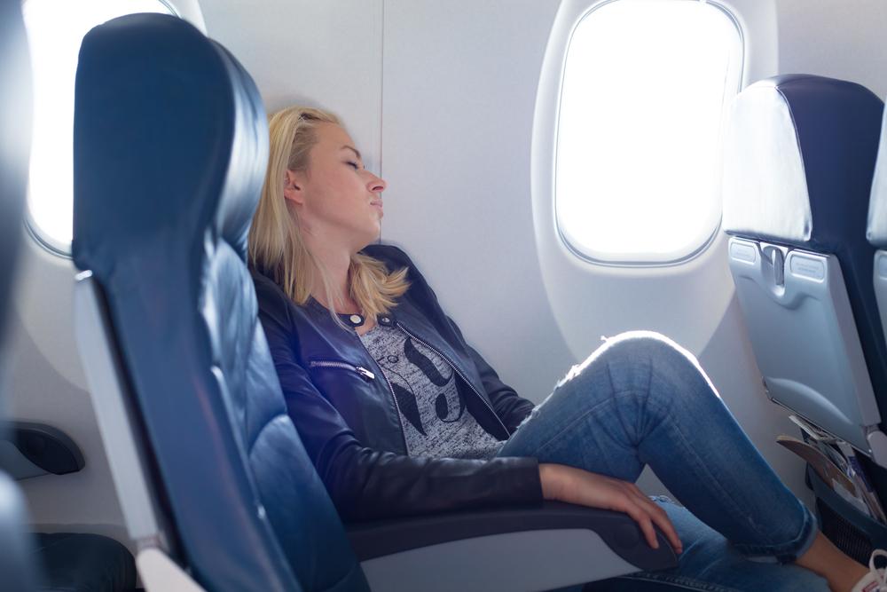 Как остаться свежим и бодрым после длительного перелета