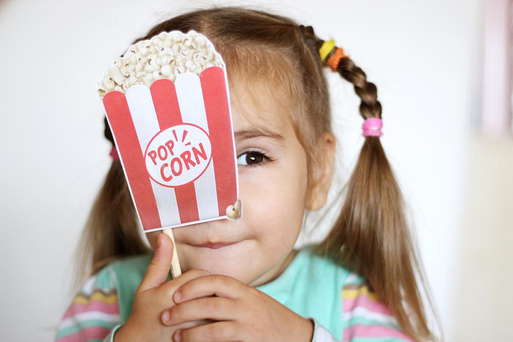 В «Жовтне» покажут кино для родителей с малышами