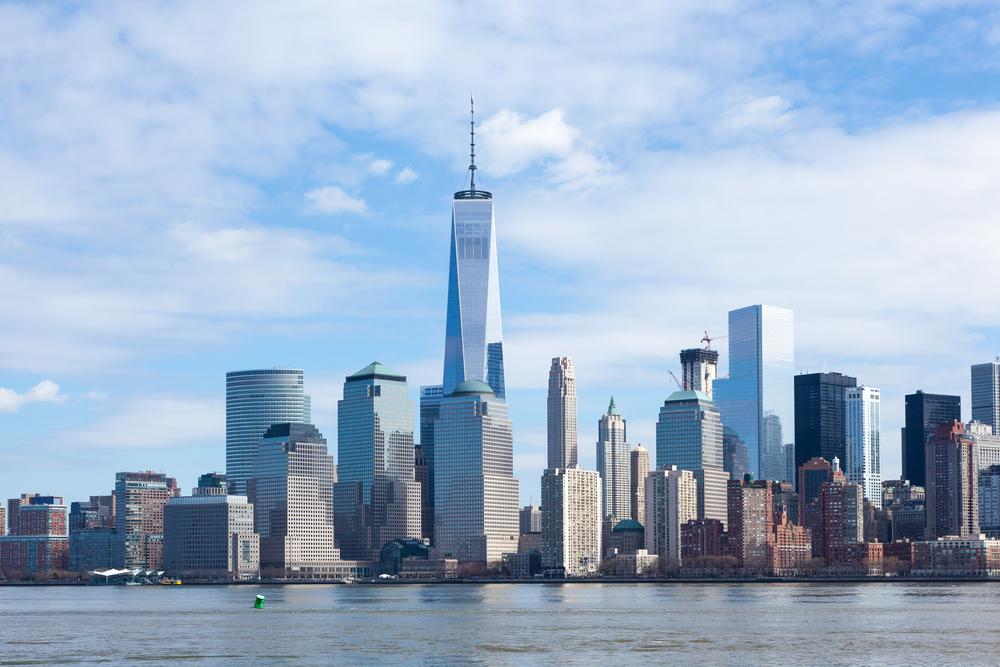 Башня Свободы в Нью-Йорке