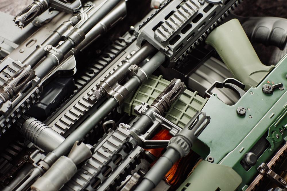 Мировая торговля оружием на подъеме