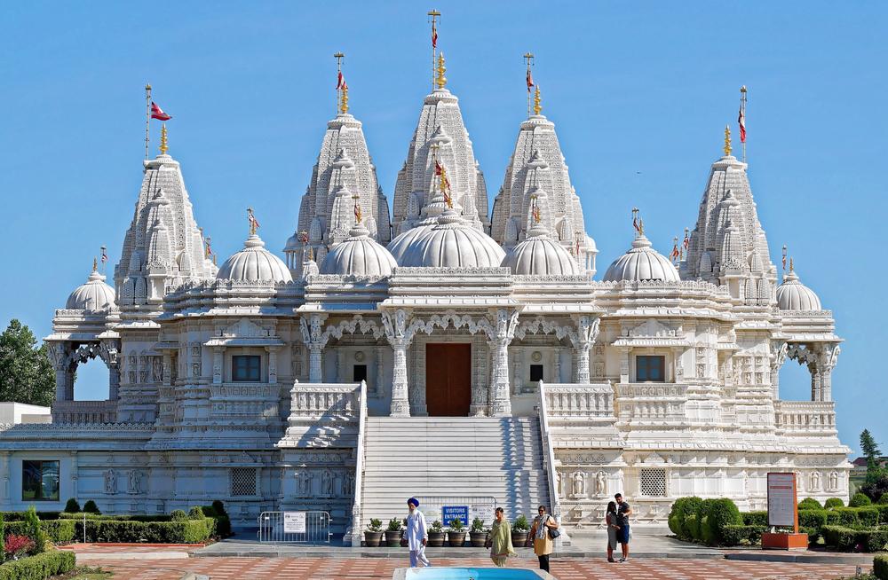 Шри Сваминараян Мандир – индуистский храм в Торонто
