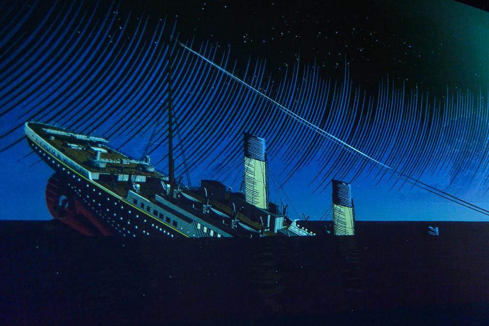 Крушение «Титаника» можно будет пережить в виртуальной реальности