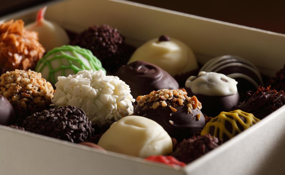 «Шоколадные» страны мира