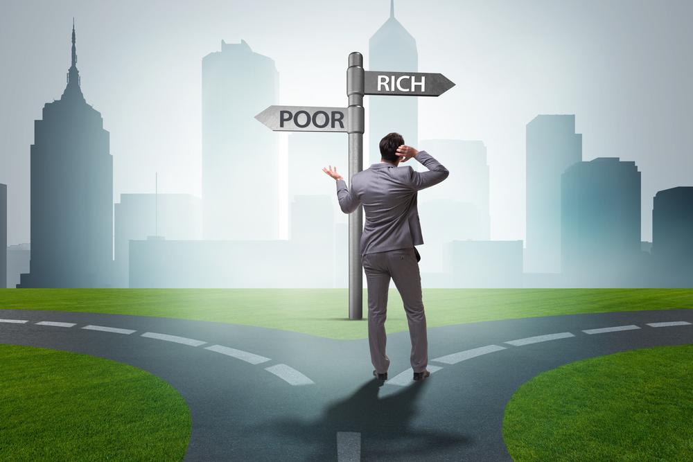 Привычки, порождающие бедность