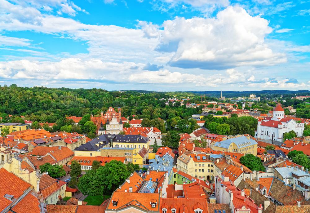 Департамент туризма Литвы уличили в том, что он рекламировал страну с помощью фотографий Финляндии.Вокруг Света. Украина