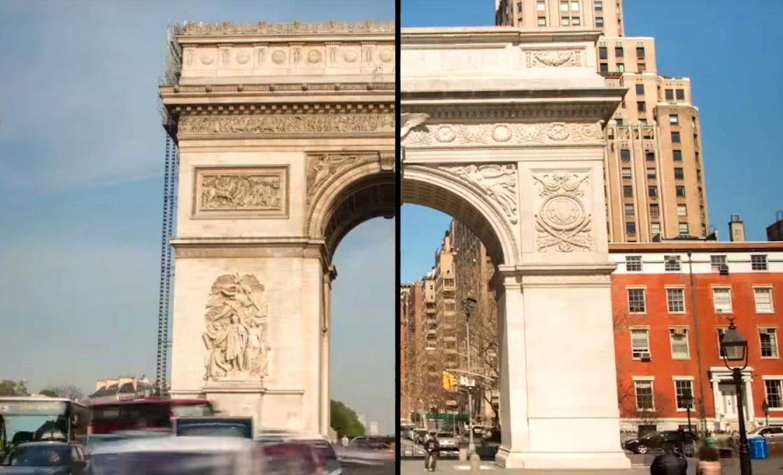 Париж vs Нью-Йорк: найдите 10 отличий