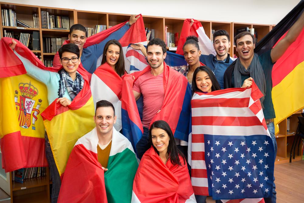 10 стран-лидеров по количеству их студентов, учащихся в колледжах США.Вокруг Света. Украина