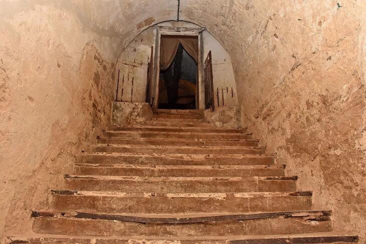 В Тернополе обнаружили катакомбную церковь