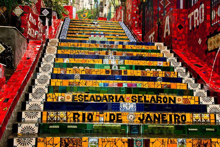 Лестница Селарона: искусство под ногами, унесшее жизнь творца.Вокруг Света. Украина