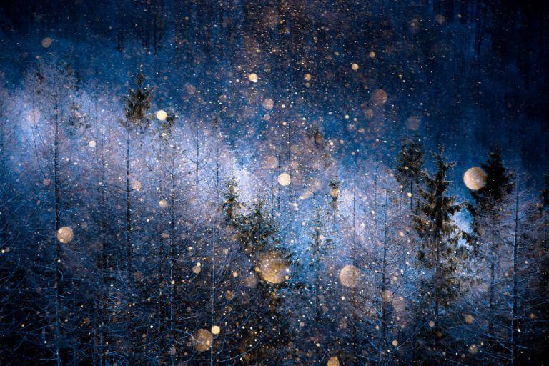 Алмазная пыль – редкое атмосферное явление