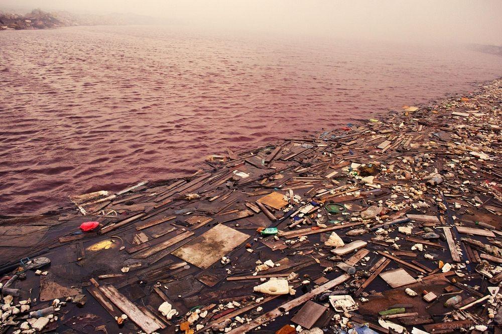 Мальдивский остров, на который cовсем не хочется попасть