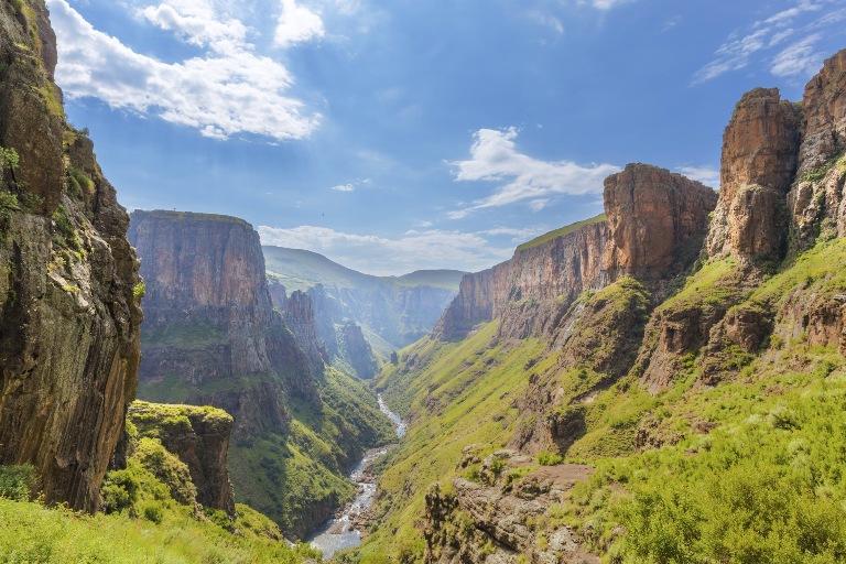 Королевство Лесото – африканская «Швейцария»