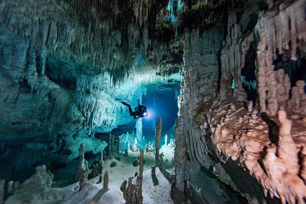 Сак-Актун – подводное царство.Вокруг Света. Украина