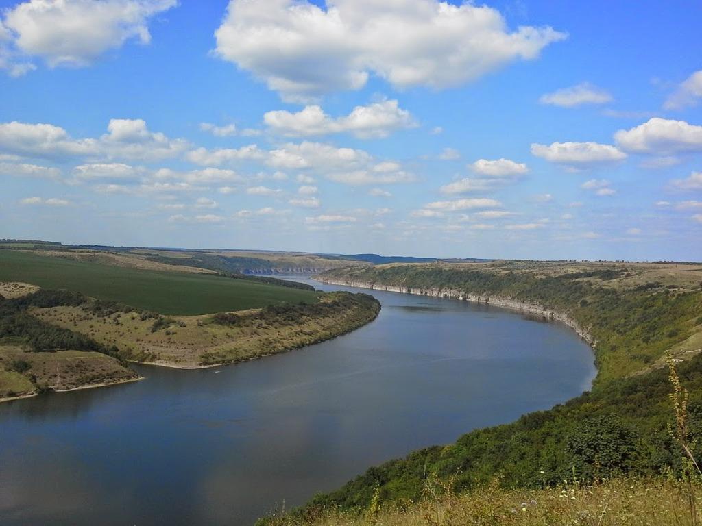 Долгая дорога к Днестровскому каньону, или Почему нельзя бояться незнакомцев