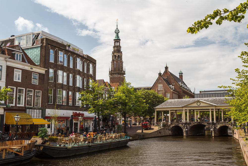 Удивительный город Лейден: путешествие по каналам