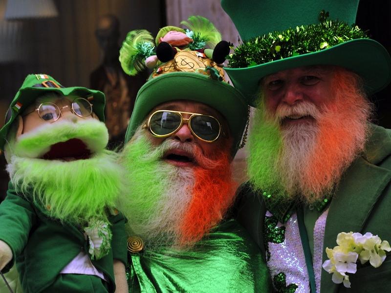 День святого Патрика – праздник «Изумрудного острова».Вокруг Света. Украина