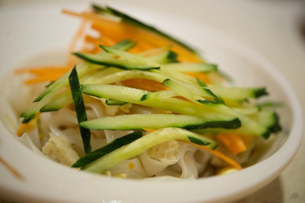 Фестиваль холодной еды в Азии