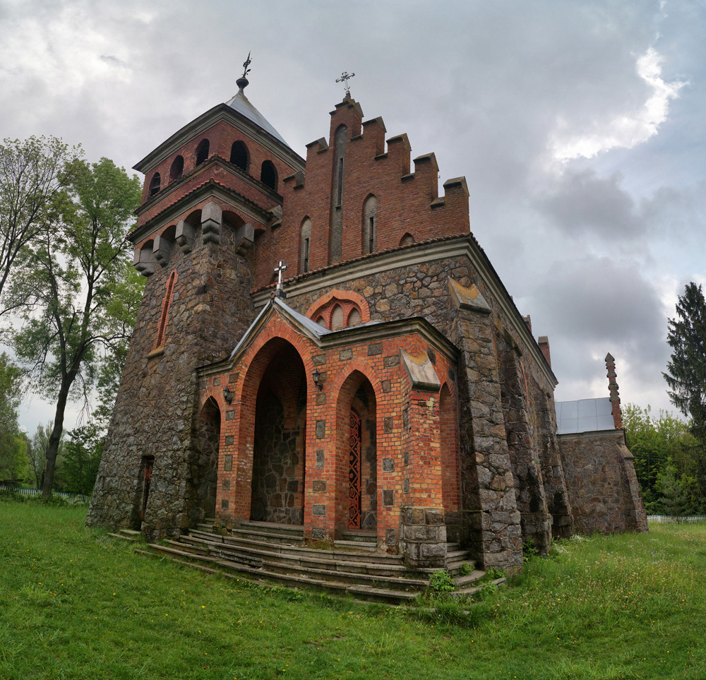 Скромное очарование: места, ради которых стоит посетить Житомирскую область.Вокруг Света. Украина