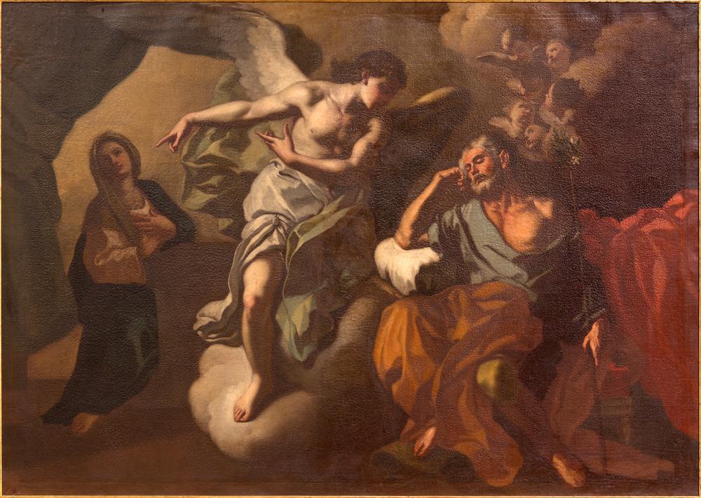 День cвятого Иосифа в западном христианстве