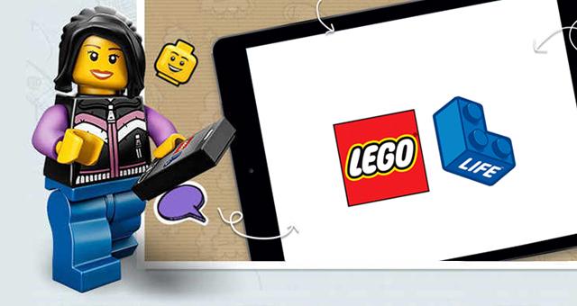 Lego создала социальную сеть для детей.Вокруг Света. Украина