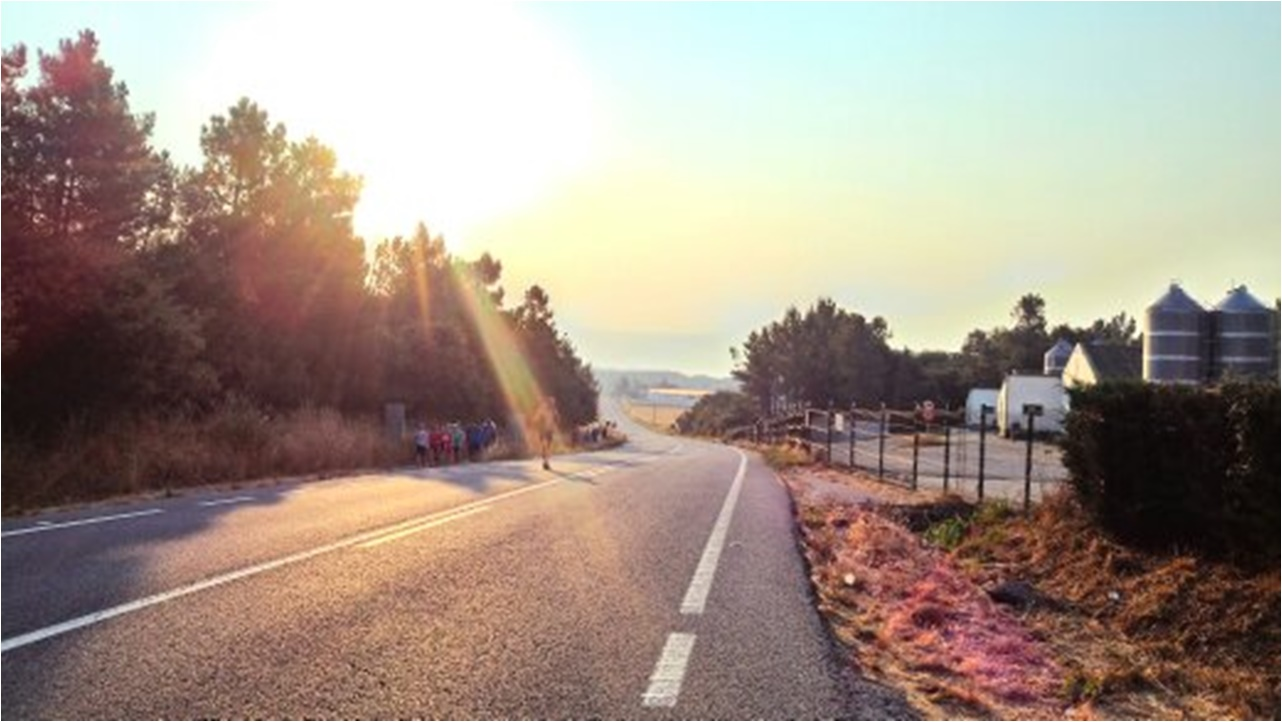 Express-Camino: Путь Святого Якова за 5 дней