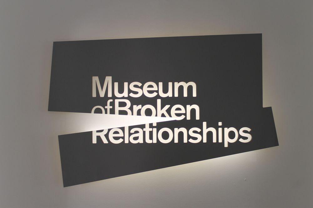 Музей разорванных отношений.Вокруг Света. Украина