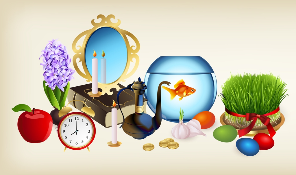 Навруз или Персидский Новый год