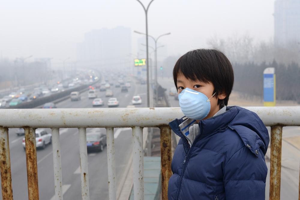 Ежегодно из-за загрязнения окружающей среды умирает 1,7 млн детей