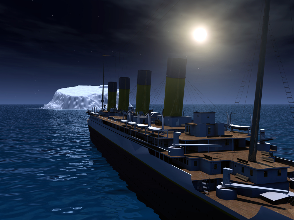 Для ценителей острых ощущений организуют подводные туры на «Титаник».Вокруг Света. Украина