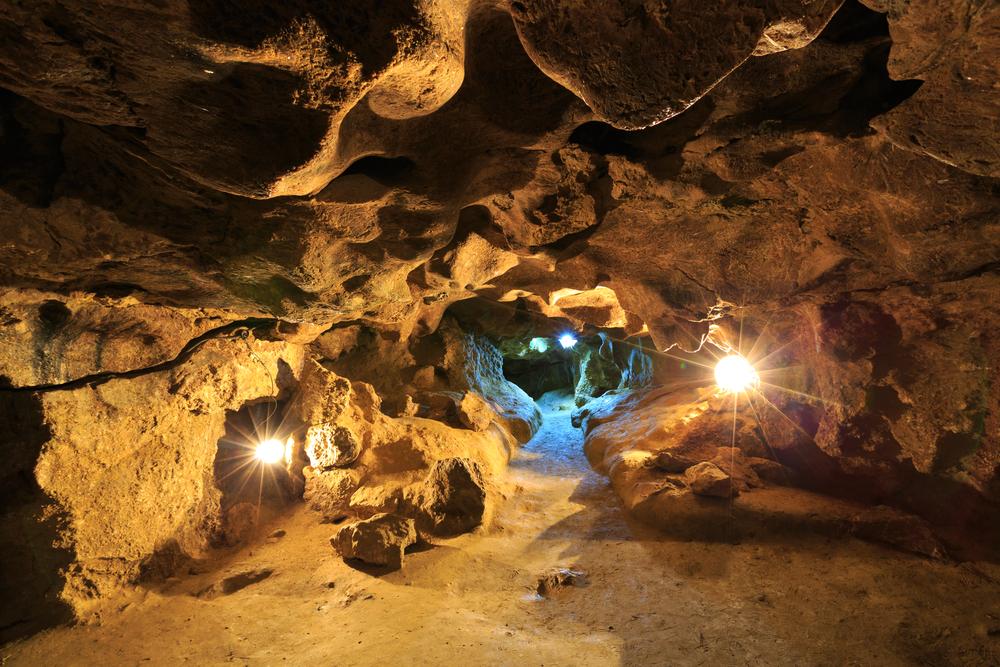 Самая длинная гипсовая пещера в мире находится в Украине